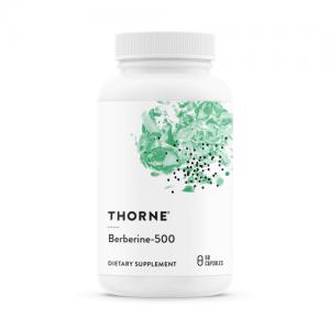 Berberine-500- 60 Veg Caps - Thorne