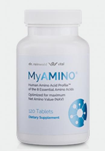 MAP ® (MyAmino) - 120 Tabs - Dr Reinwald