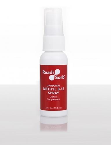 ReadiSorb (Liposomal) Methyl B12/B-12 Spray (MB12)