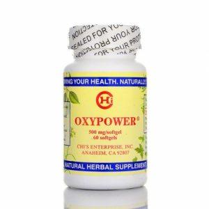 OxyPower 120 Capsules - Chi's Enterprise