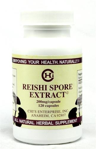 Reishi Spore (120 caps) - Chi Enterprise