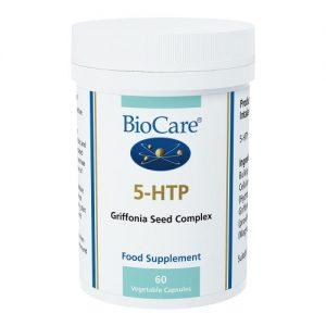 5-HTP 50mg 60 Caps - BioCare