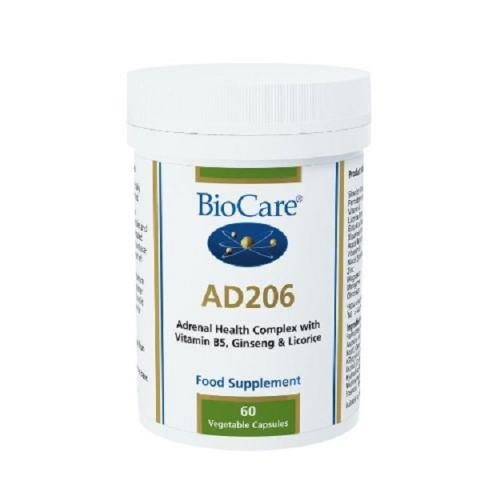 AD 206 60 Capsules - BioCare