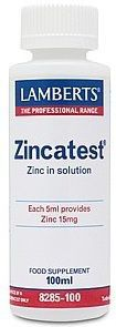 Zincatest® 100 ml - Lamberts