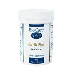 Garlic Plus 90 Capsules - Biocare