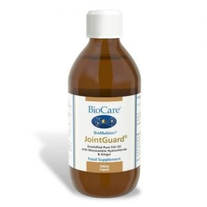 BioMulsion JointGuard® (Omega-3 & Glucosamine) 300 ml - Biocare