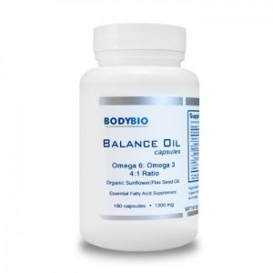 Balance Oil 180 caps - BodyBio