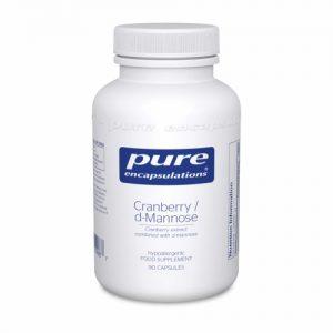 Cranberry / D-Mannose, 90 veg caps - Pure Encapsulations