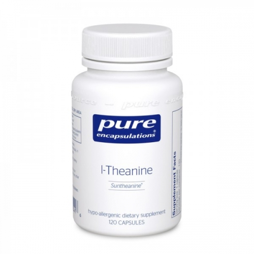 L-Theanine 200 mg 60 vcaps - Pure Encapsulations