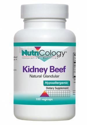 Kidney Beef Natural Glandular
