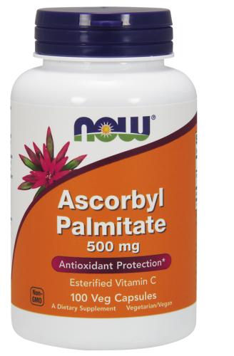 Ascorbyl Palmitate 500mg