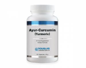 Ayur-Curcumin Cap Turmeric 90 caps - Douglas Laboratories