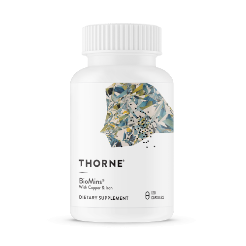 Biomins - 120 Capsules - Thorne Research