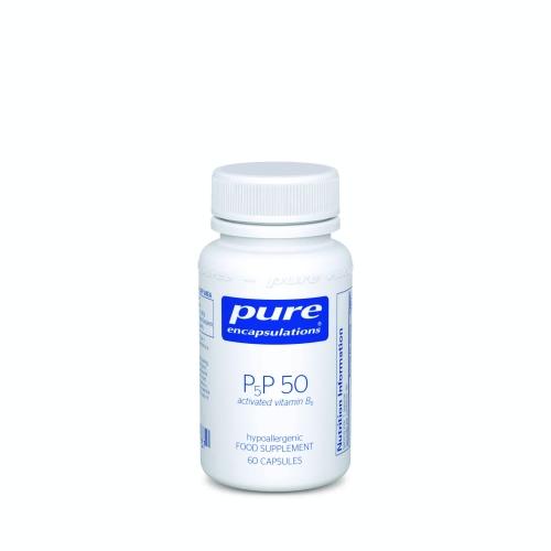 P5P 50 - 60 Capsules - Pure Encapsulations