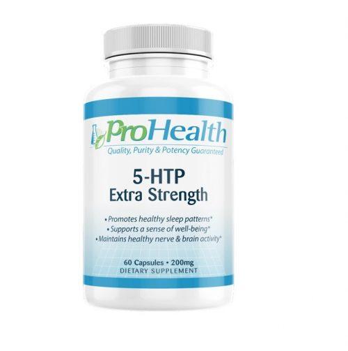 5-HTP Extra Strength - 60 caps (200mg) - ProHealth