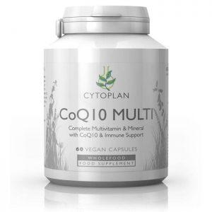CoQ10 Multi 60's - Cytoplan