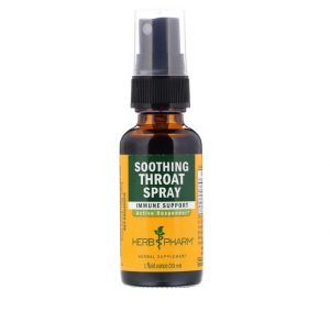 Soothing Throat Spray