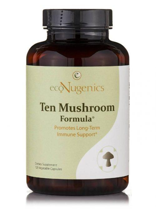 Organic Ten Mushroom Formula