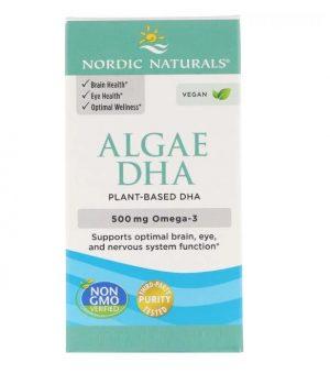 Algae Omega - 120 Soft Gels - Nordic Naturals