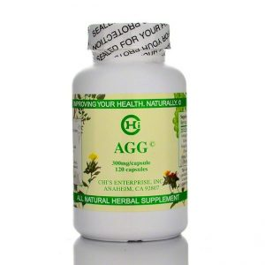 AGG - 120 Caps - Chi Health