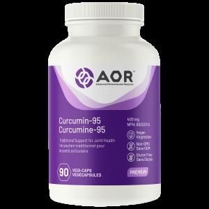 Curcumin-95 - 90 Capsules - AOR