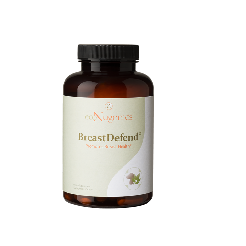 BreastDefend - 120 Capsules - ecoNugenics