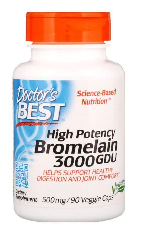 High Potency Bromelain