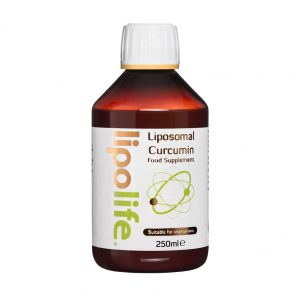 Liposomal Curcumin C3 Complex 250ml - Lipolife