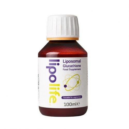 Liposomal Glutathione 100ml (450mg/5ml) - Lipolife