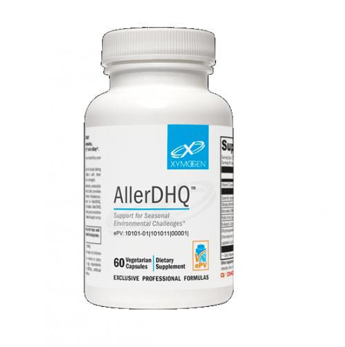 AllerDHQ 60 Capsules - Xymogen