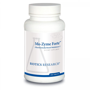 Mo-Zyme Forte 100 tablets - Biotics Research