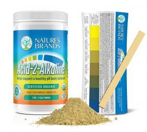 Acid 2 Alkaline 270g Powder - Nature's Brands