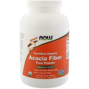 Acacia Fiber Powder (Certified Organic)