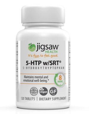 5-HTP w/SRT® 120 tablets - Jigsaw Health
