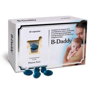 B-Daddy - 60 Capsules - PharmaNord