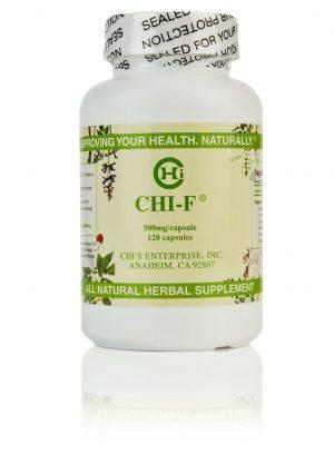 Chi-F 120 Capsules - Chi Health