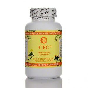 CFC 120 Caps - Chi Health - SOI**