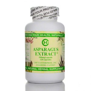 Asparagus Extract - 120 Capsules - Chi Health