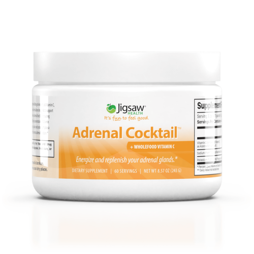 Adrenal Cocktail™ (jar) - 60 Servings - Jigsaw Health