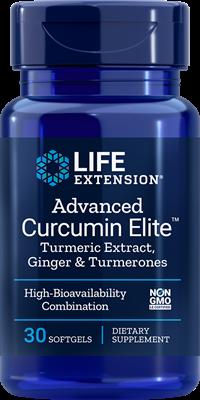 Advanced Curcumin Elite Turmeric Extract