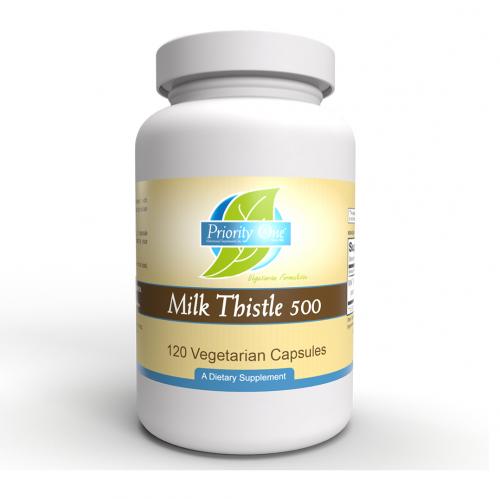 Milk Thistle 500mg