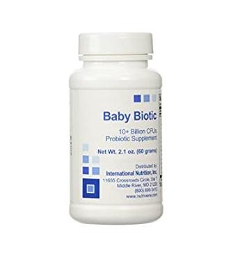 Baby Biotic Powder - 66g - Nutrivene