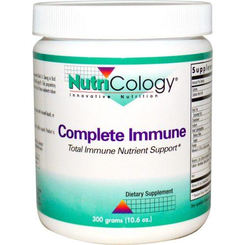 Complete Immune 300g - Nutricology - SOI**