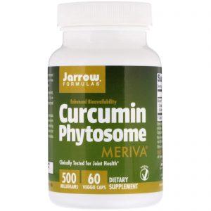 Curcumin Phytosome with Meriva