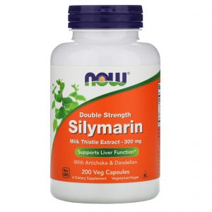 Double Strength Silymarin 300mg