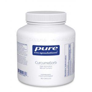 CurcumaSorb 180's - Pure Encapsulations