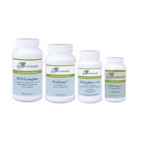 Adult SCD Pro Starter Pack - GI ProHealth